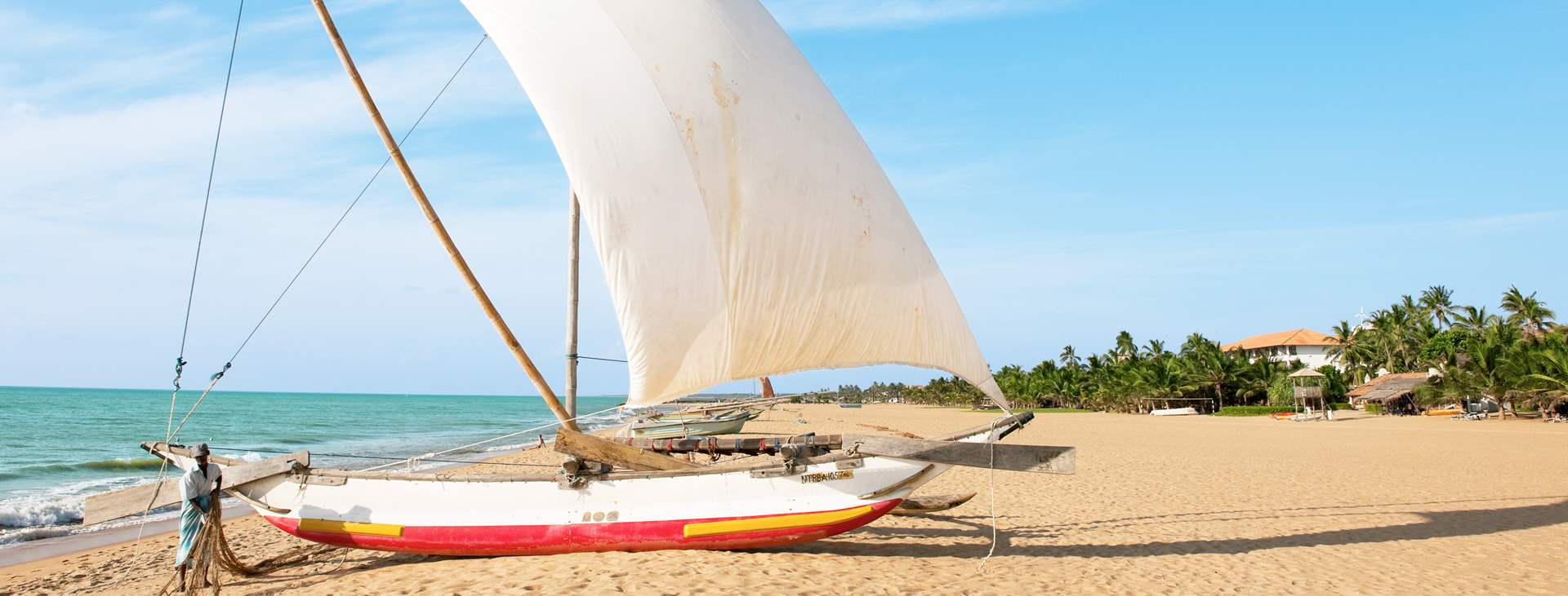 Boka din resa till Negombo på Sri Lanka med Ving