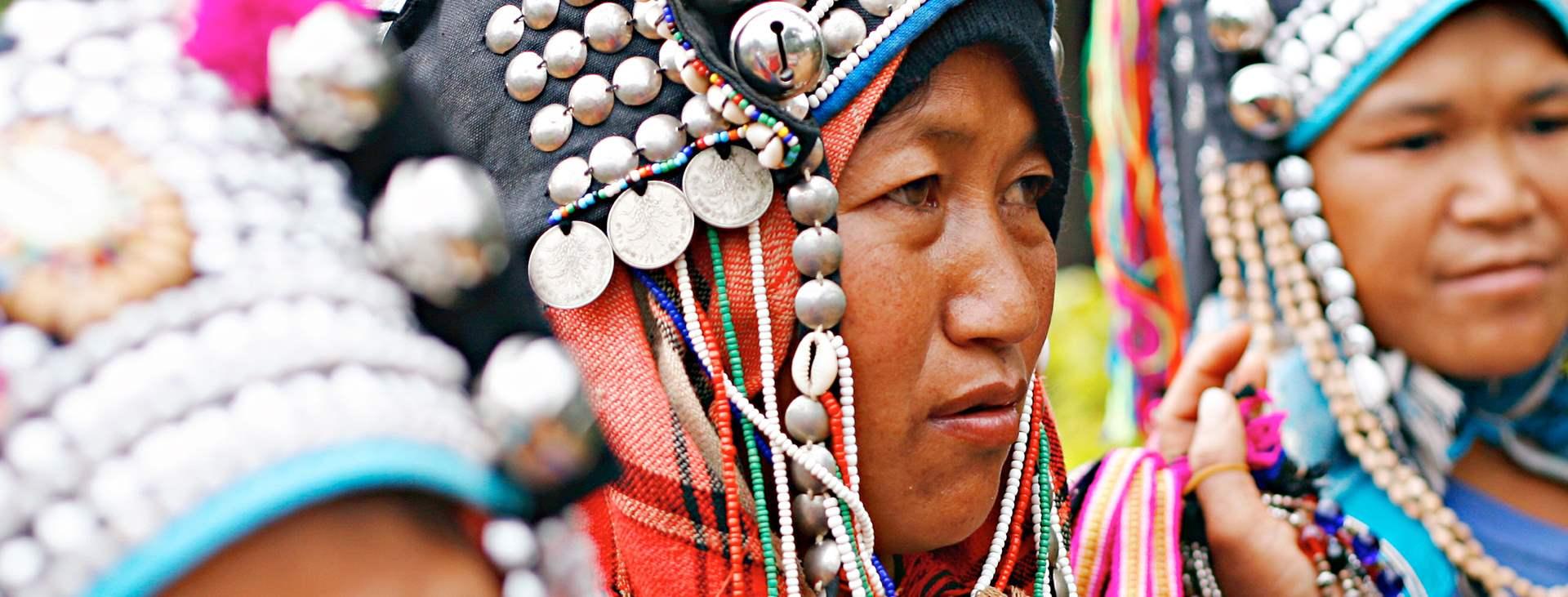 Resor till Chiang Mai i Thailand