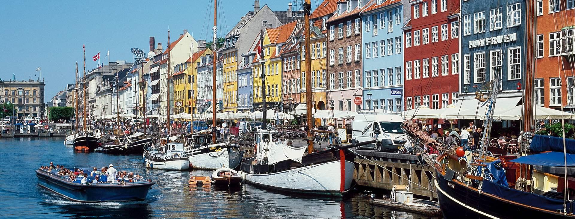 Boka en resa till Köpenhamn med Ving