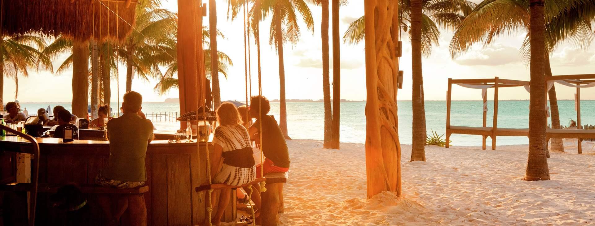 Boka en resa med All Inclusive till Isla Mujeres i Mexiko
