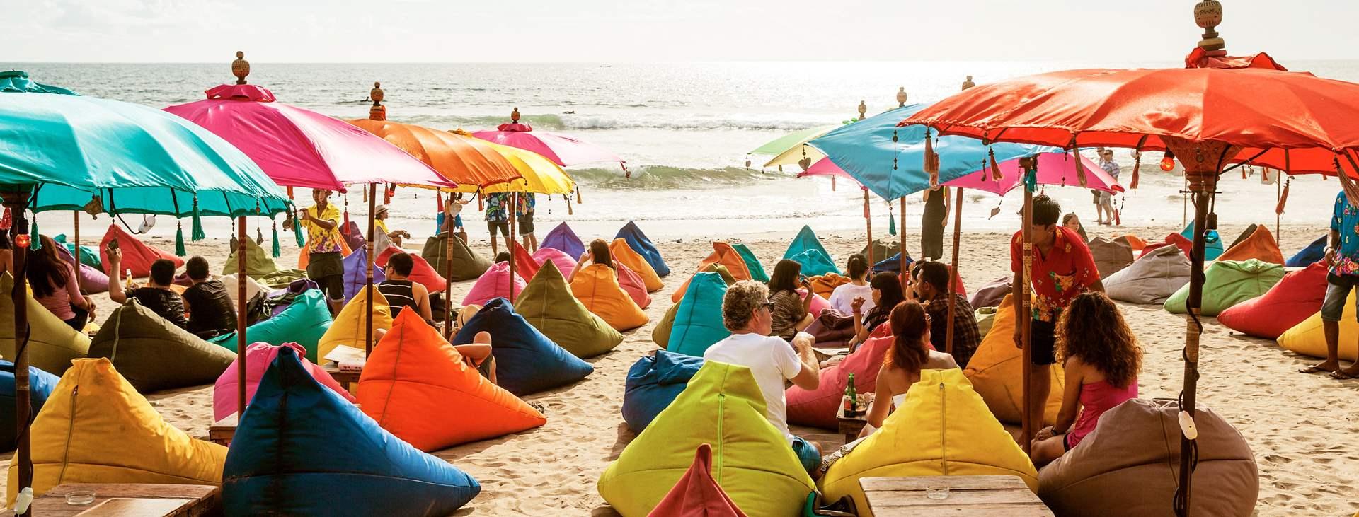 Resor till Kuta Beach på Bali
