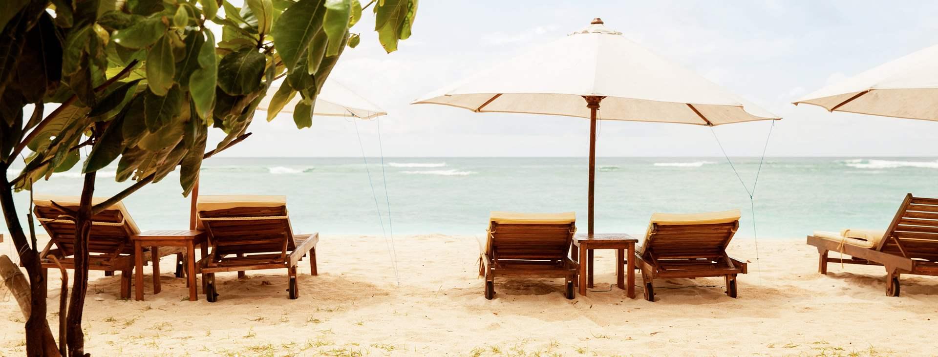 Resor till Nusa Dua på Bali