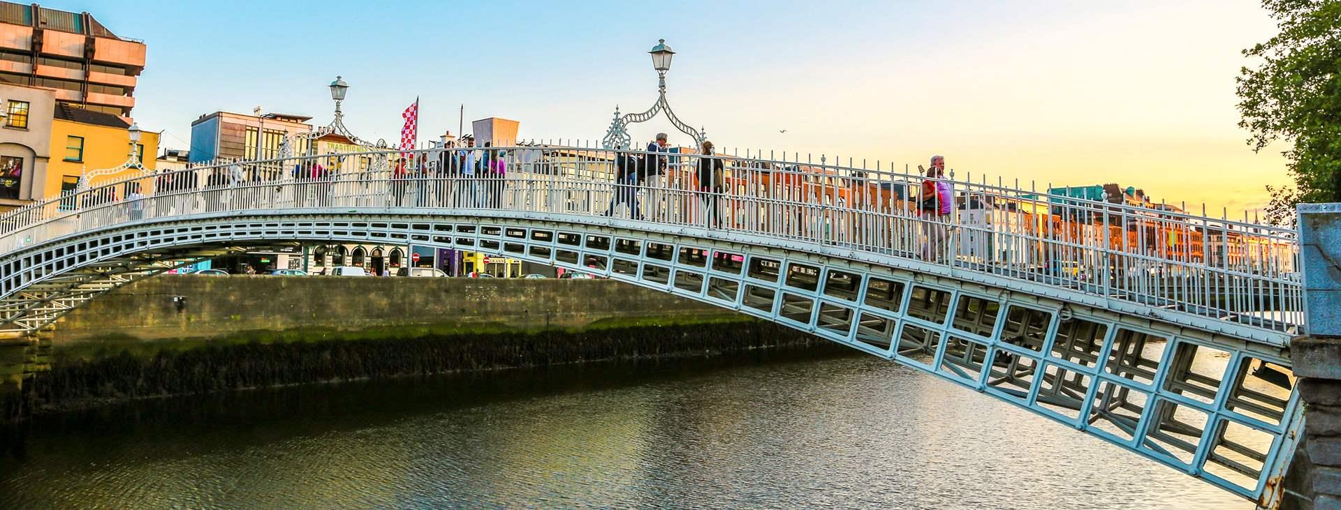 Boka en resa till Dublin med Ving