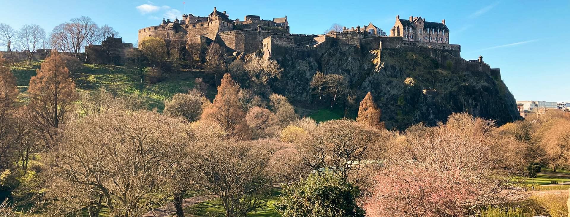 Upplev de skotska högländerna med Ving! Boka en resa till Edinburgh