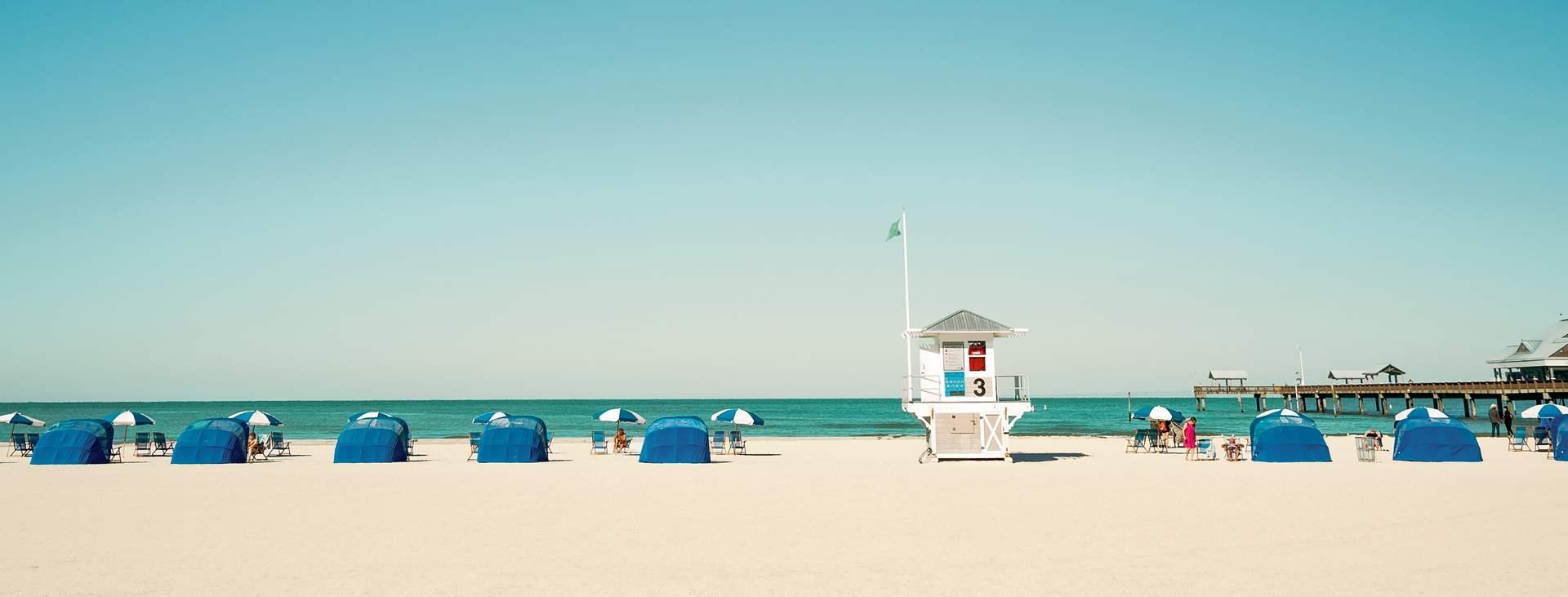 Boka en resa till Clearwater Beach i Florida - upplev USA med Ving