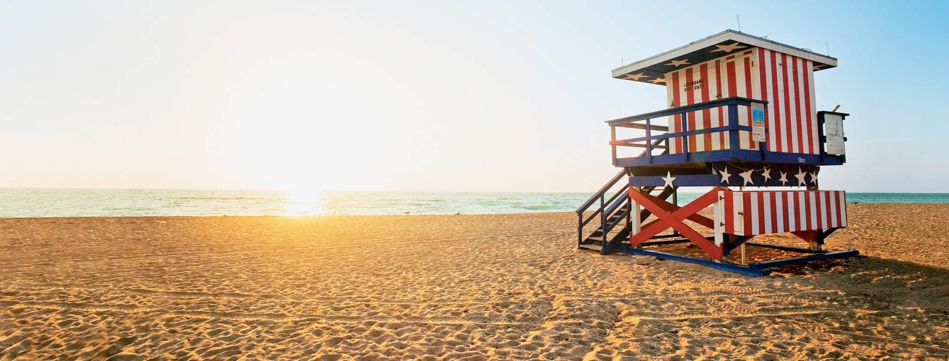 Boka en resa till Miami Beach i Florida - upplev USA med Ving