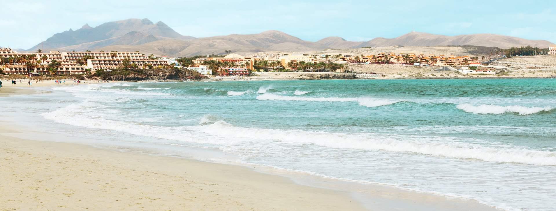 Boka en resa med All Inclusive till Costa Calma på Fuerteventura