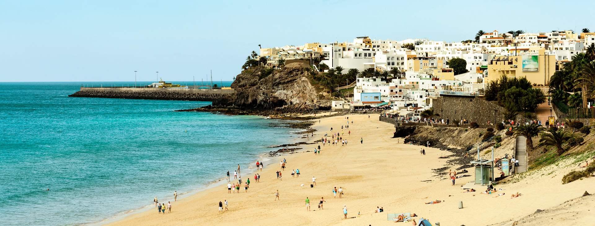 Boka en resa med All Inclusive till Jandia på Fuerteventura
