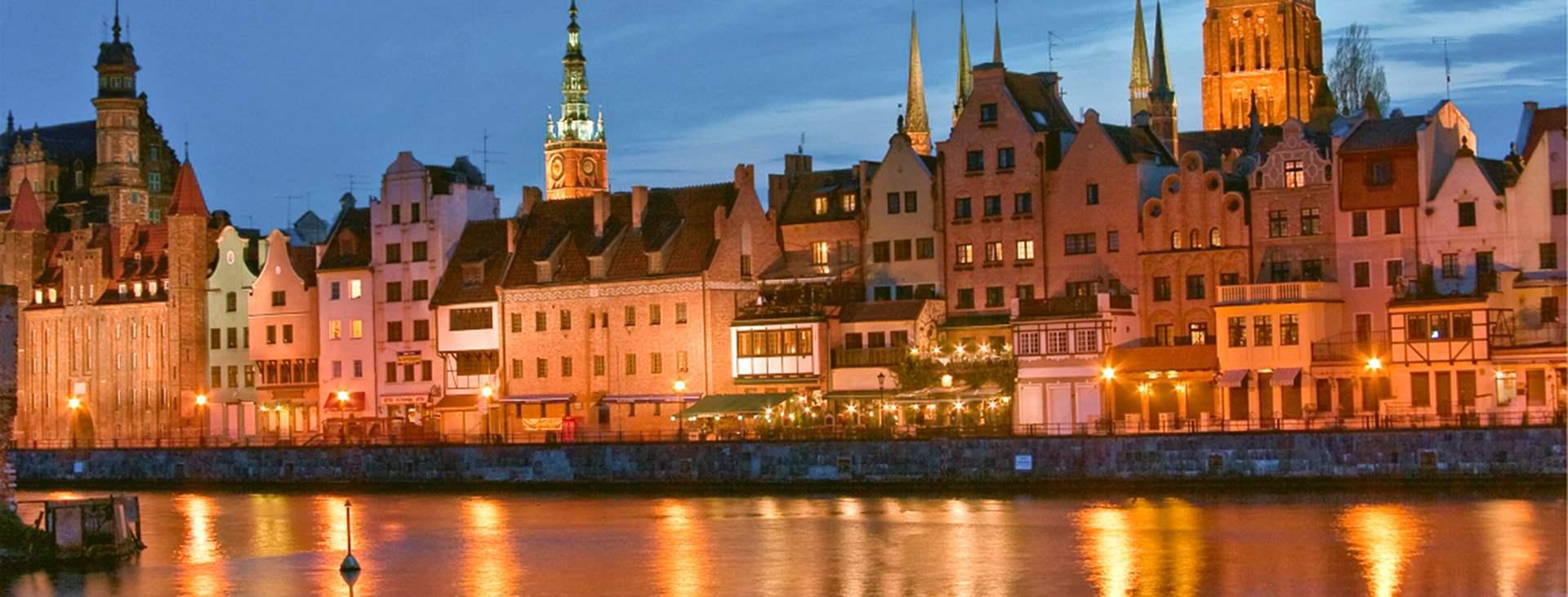 billiga flygresor till gdansk