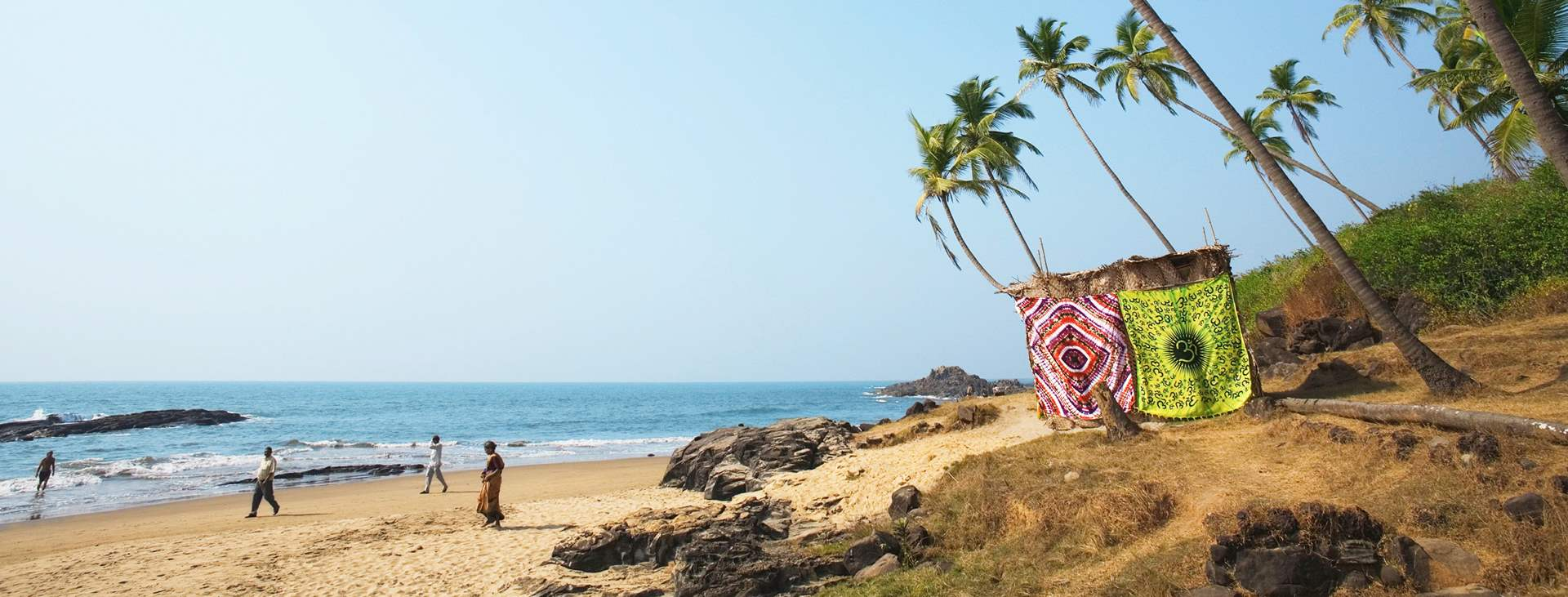 Boka en resa till Norra Goa i Indien med Ving