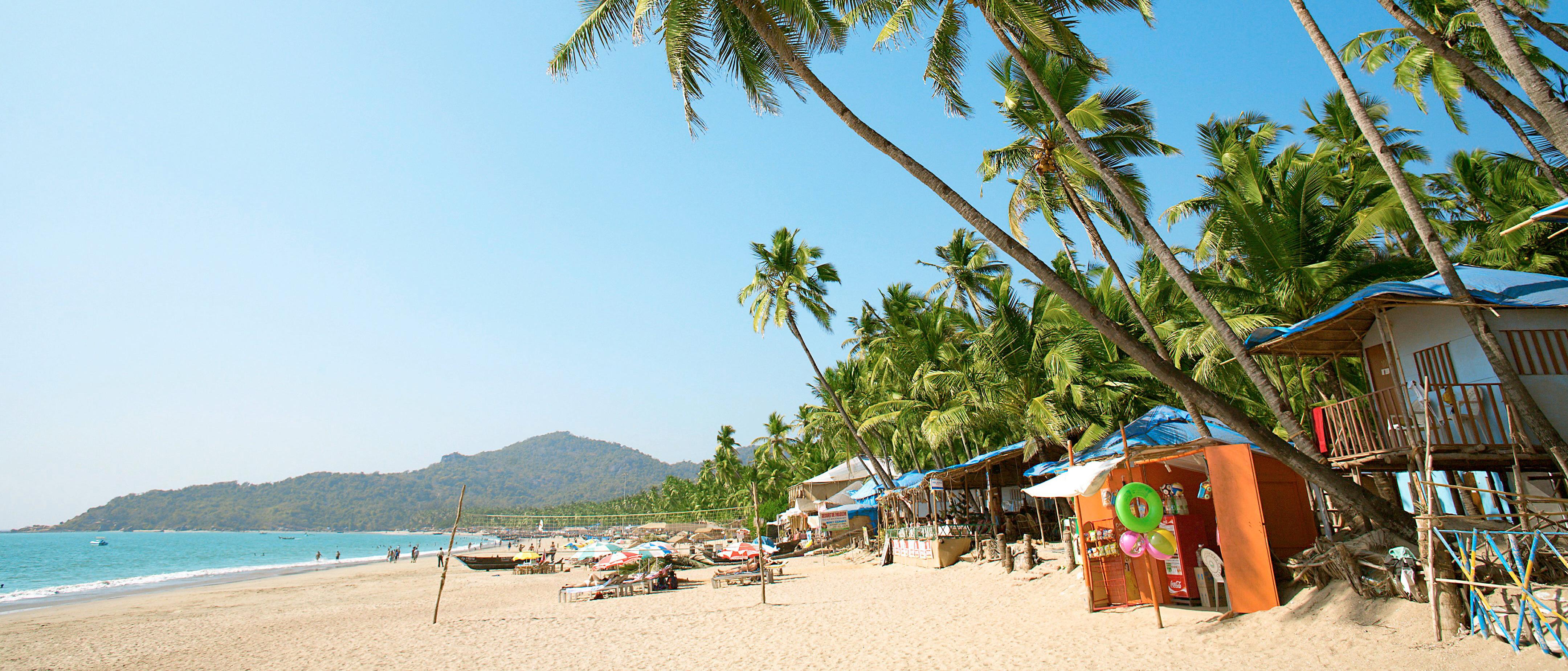 Le Bleu - Beautiful North Goa Villa Bra ansluten till stränder som Anjuna.