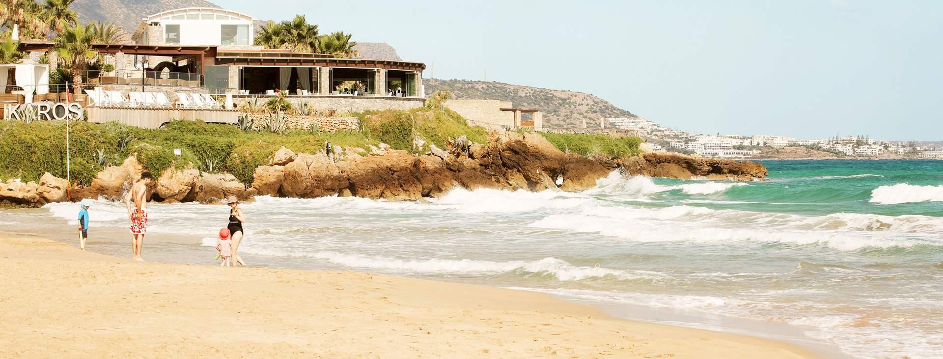Boka din resa till Hersonissos på Kreta med Ving