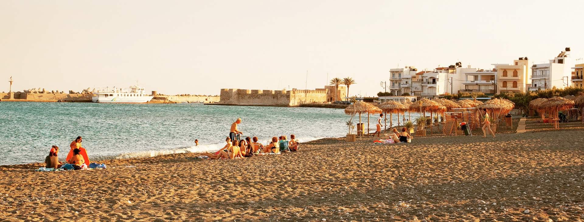 Resor till Ierapetra på Kreta