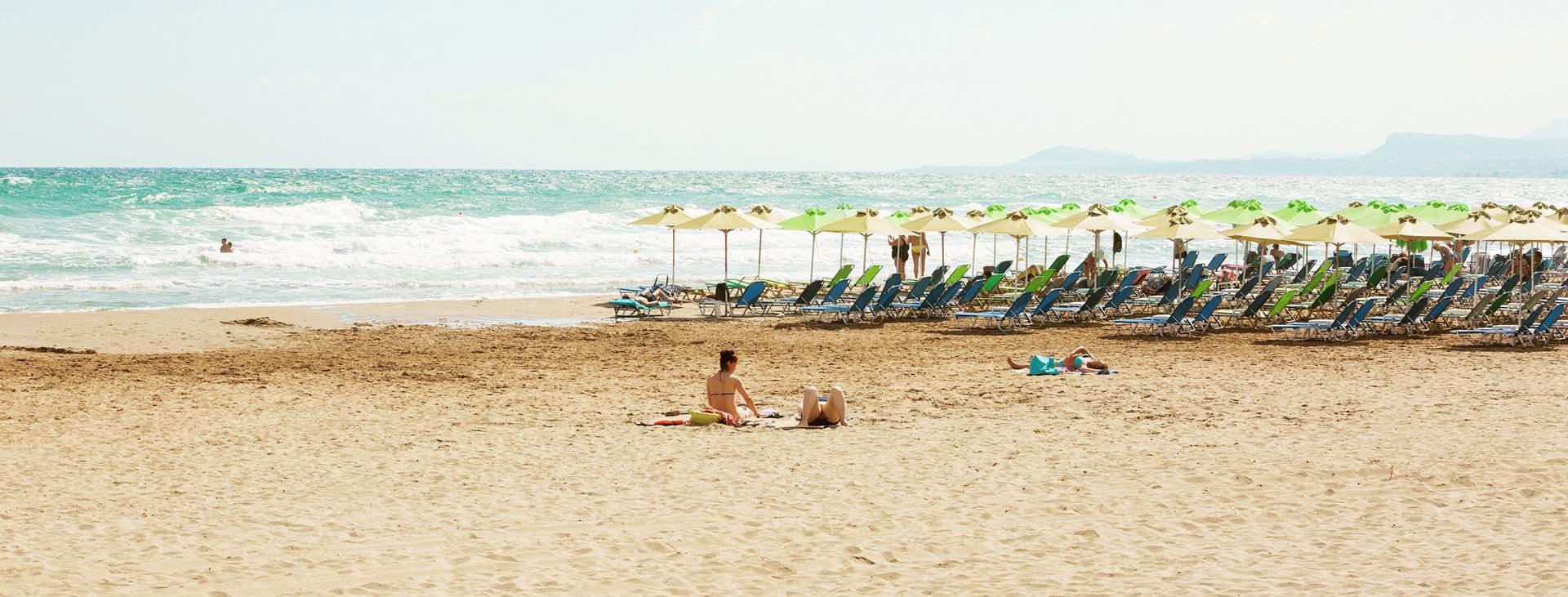 Boka en resa med All Inclusive till Rethymnon på Kreta