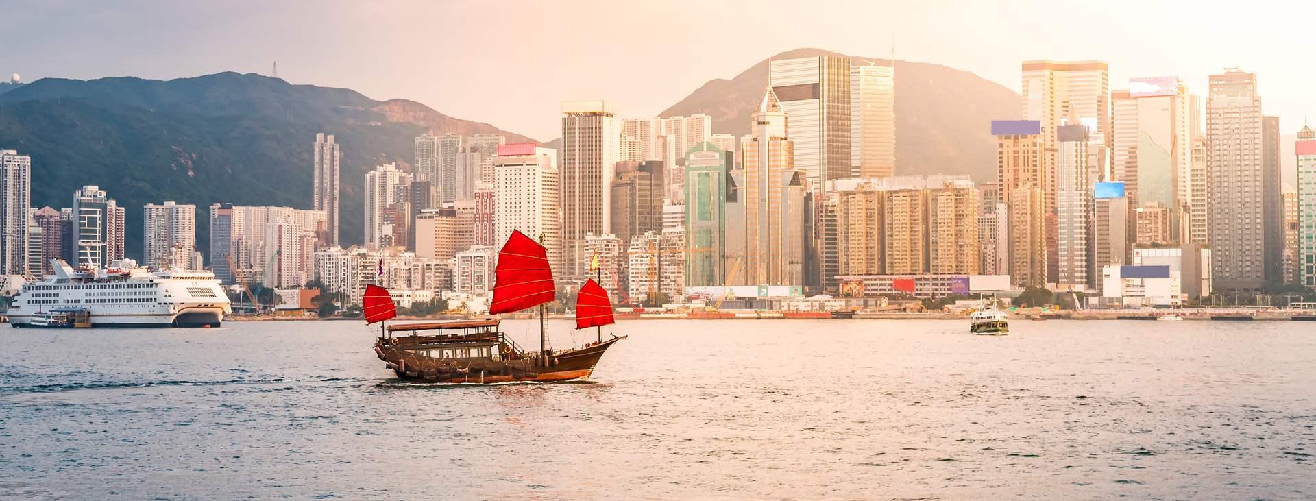 Boka din resa till Hong Kong med Ving