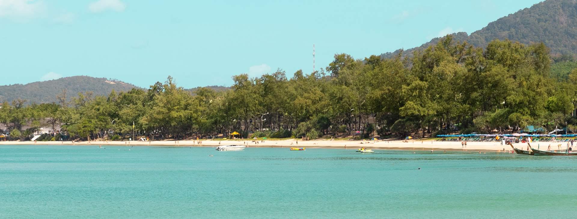 Resor till Kata Beach i Thailand