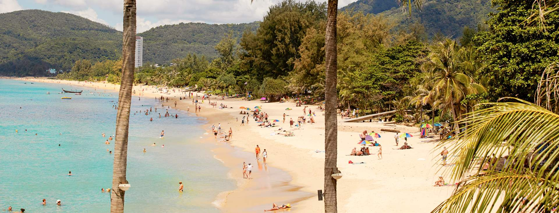 Resor till Karon Beach i Thailand