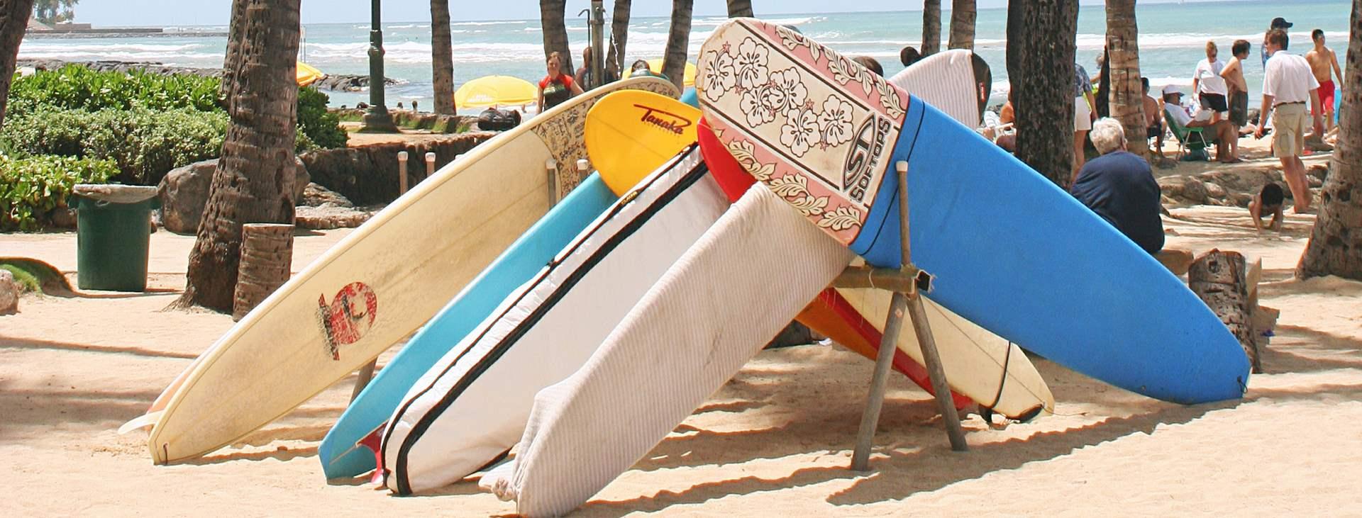 Boka en resa till Honolulu på Hawaii - upplev USA med Ving