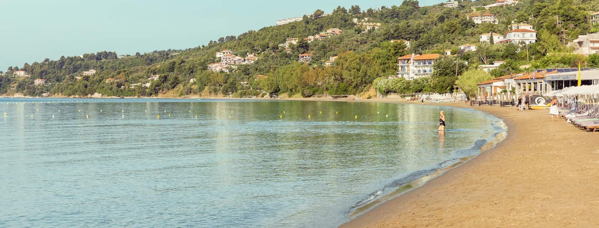 Boka din resa till Megali Ammos på Skiathos med Ving