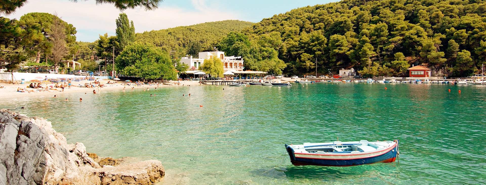 Boka din resa till Skopelos i Grekland med Ving