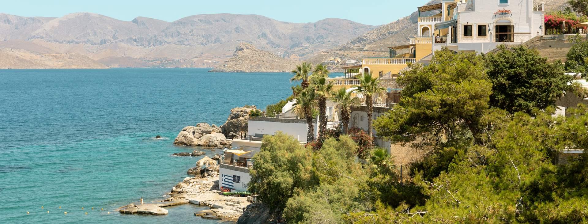 Resor till Mirties & Massouri på Kalymnos i Grekland