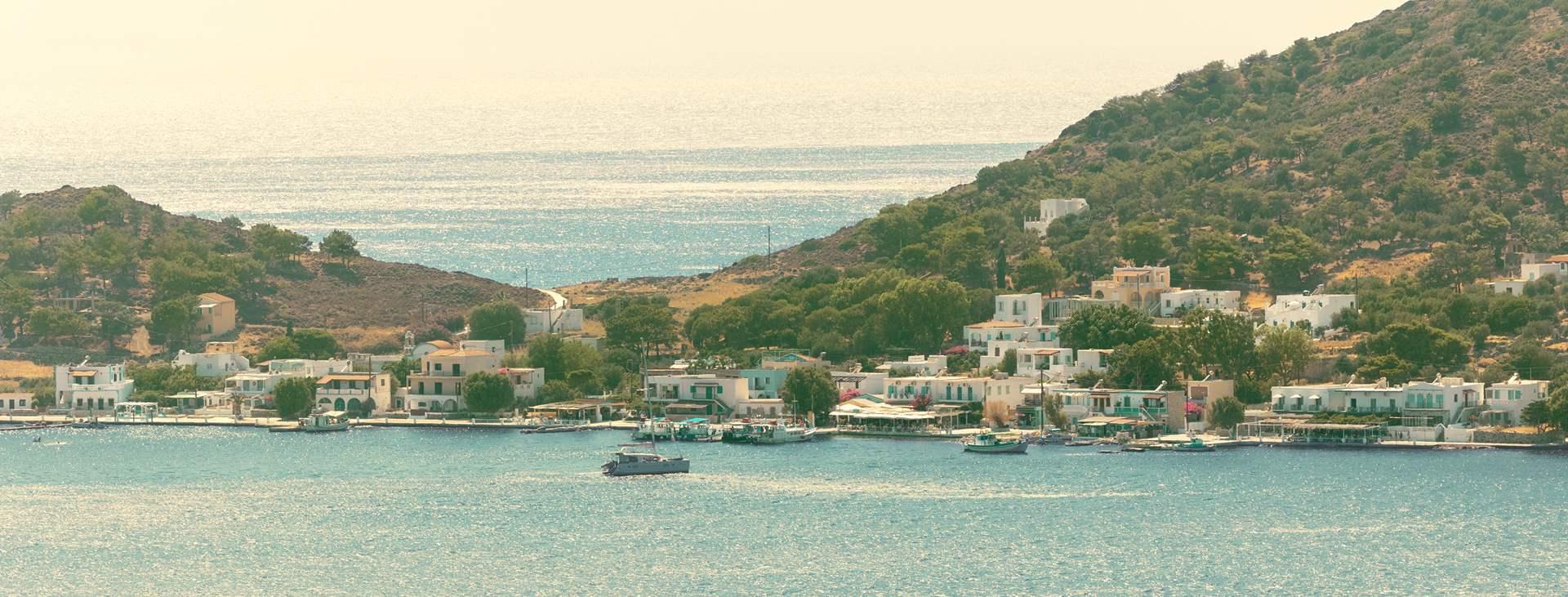 Boka din resa till Telendos i Grekland med Ving
