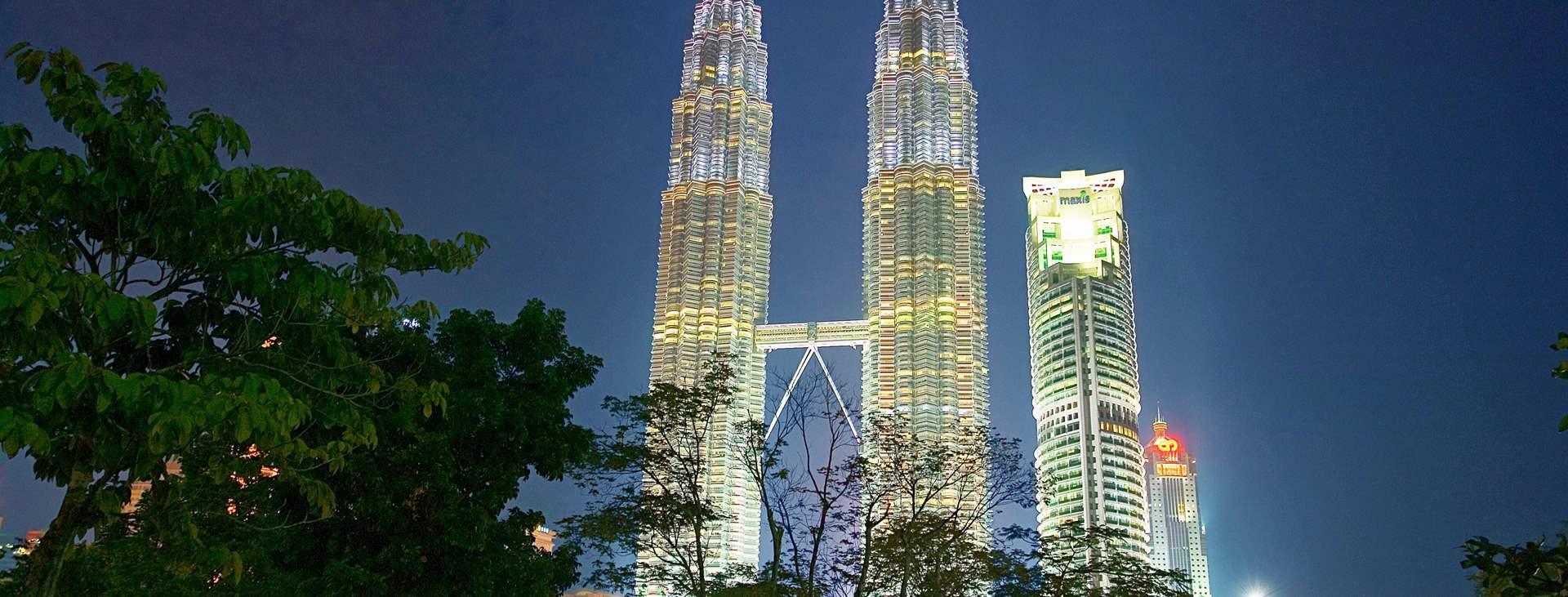 Boka din resa till Kuala Lumpur i Malaysia med Ving