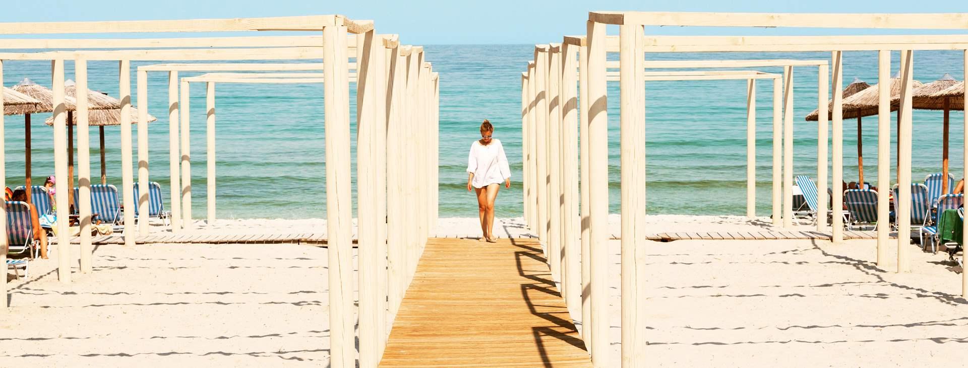 Boka din resa till Golden Beach på Thassos med Ving