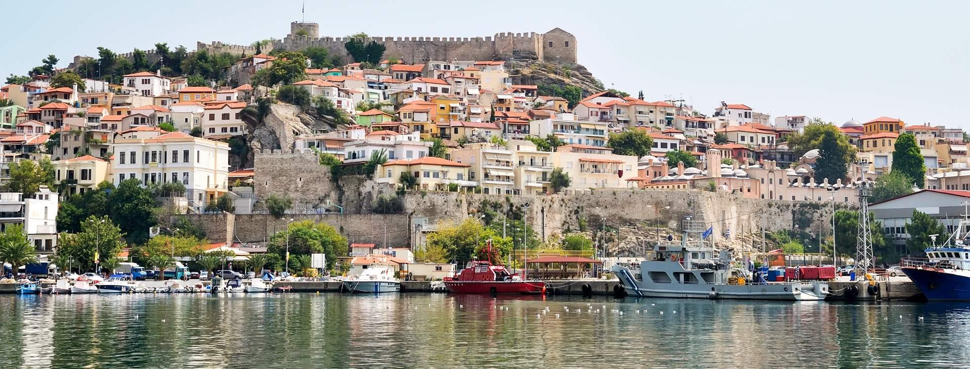 Boka din resa till Kavala stad med Ving