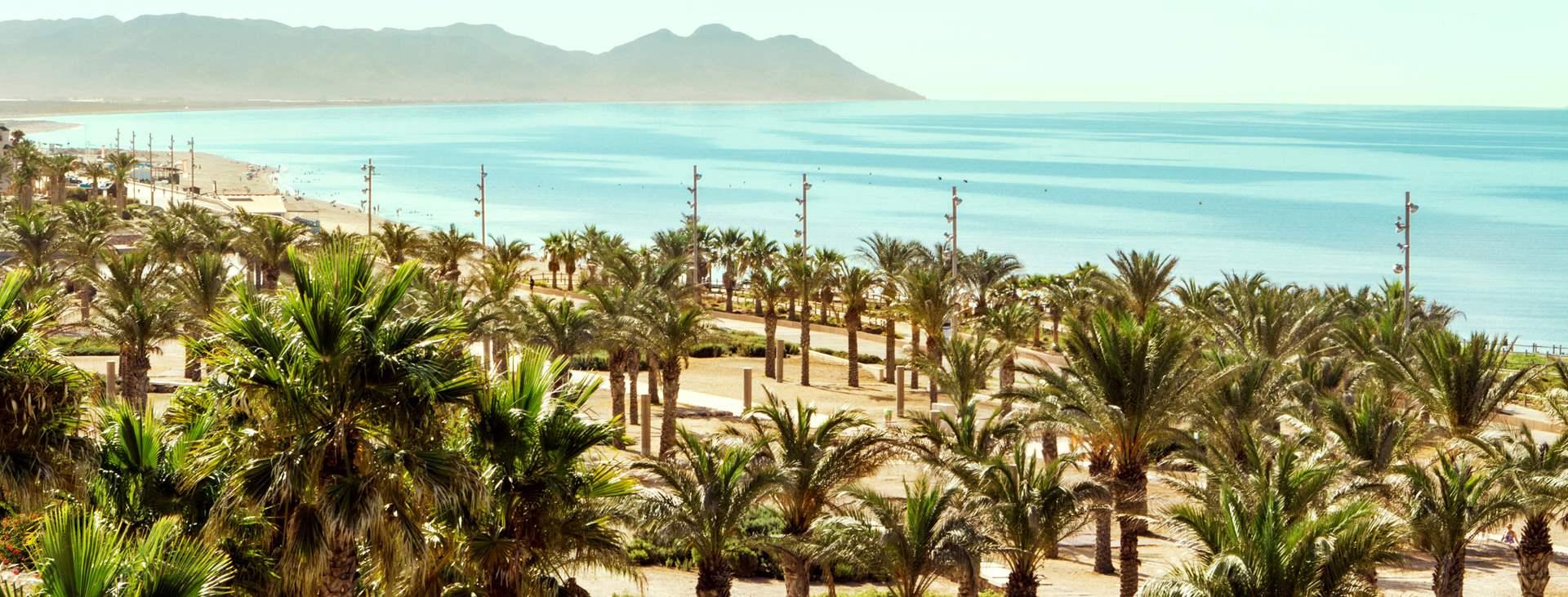 Boka en resa med All Inclusive till El Toyo i Spanien