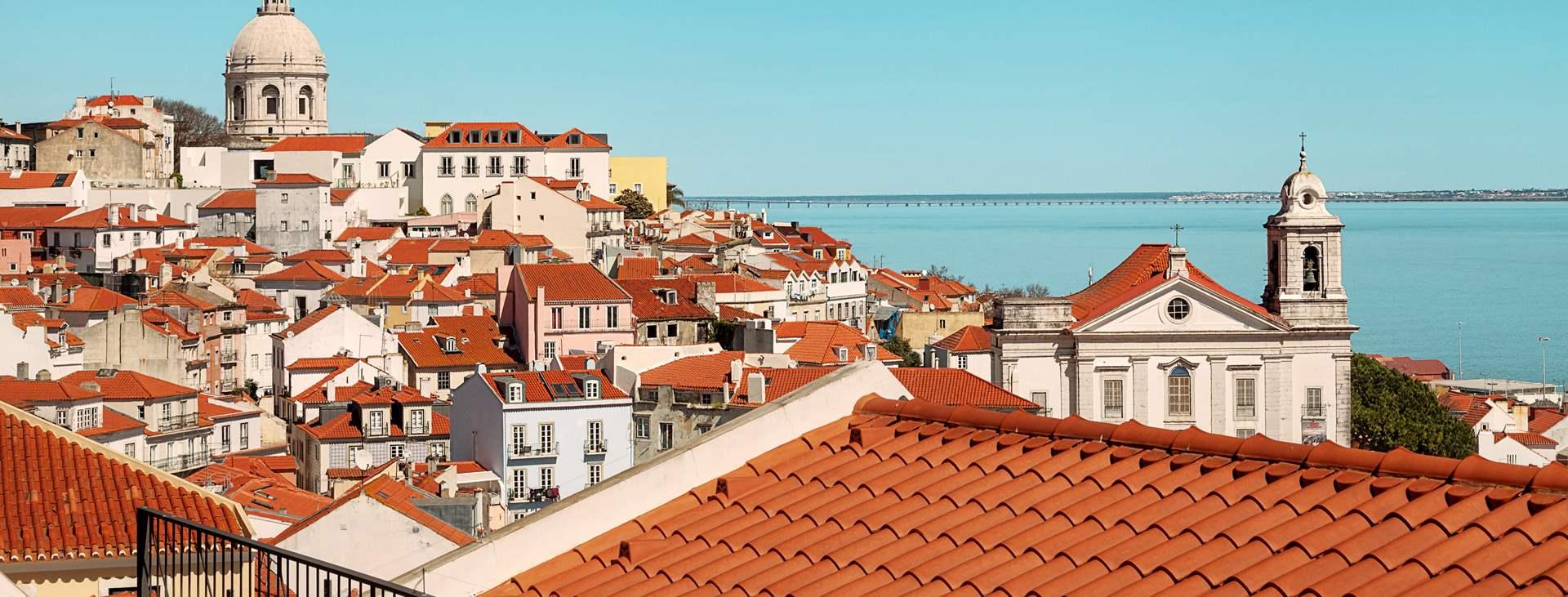 Boka din resa till Lissabon i Portugal med Ving