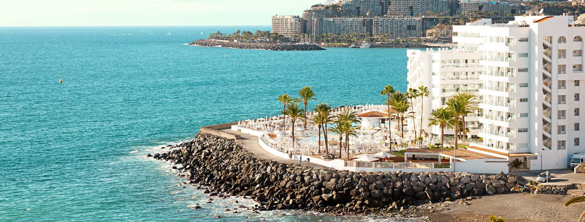 Boka en resa till barnvänliga Arguineguin på Gran Canaria med Ving