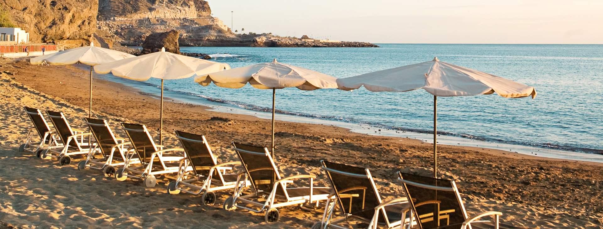 Boka en resa med All Inclusive till Playa del Cura på Gran Canaria