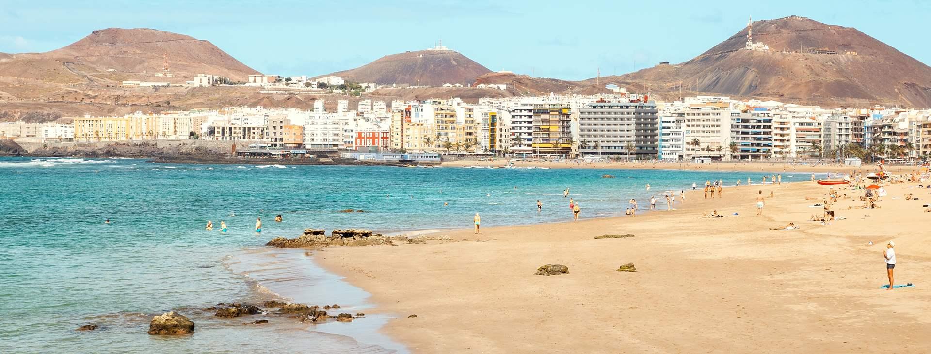 Boka din resa till Las Palmas på Gran Canaria med Ving