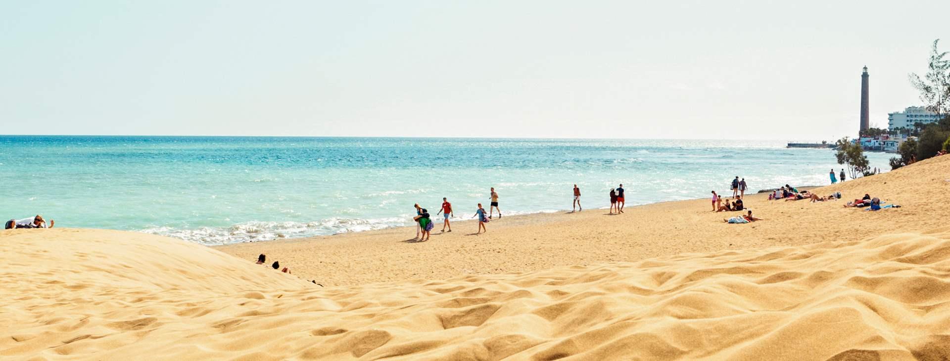 Boka din resa till Costa Meloneras på Gran Canaria med Ving