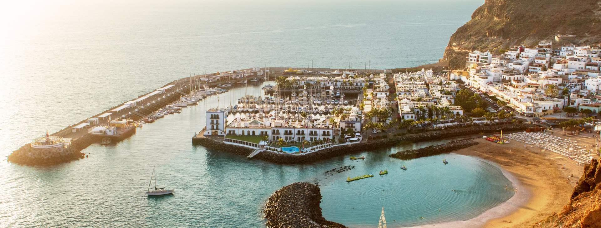Boka din resa till Puerto de Mogán på Gran Canaria med Ving