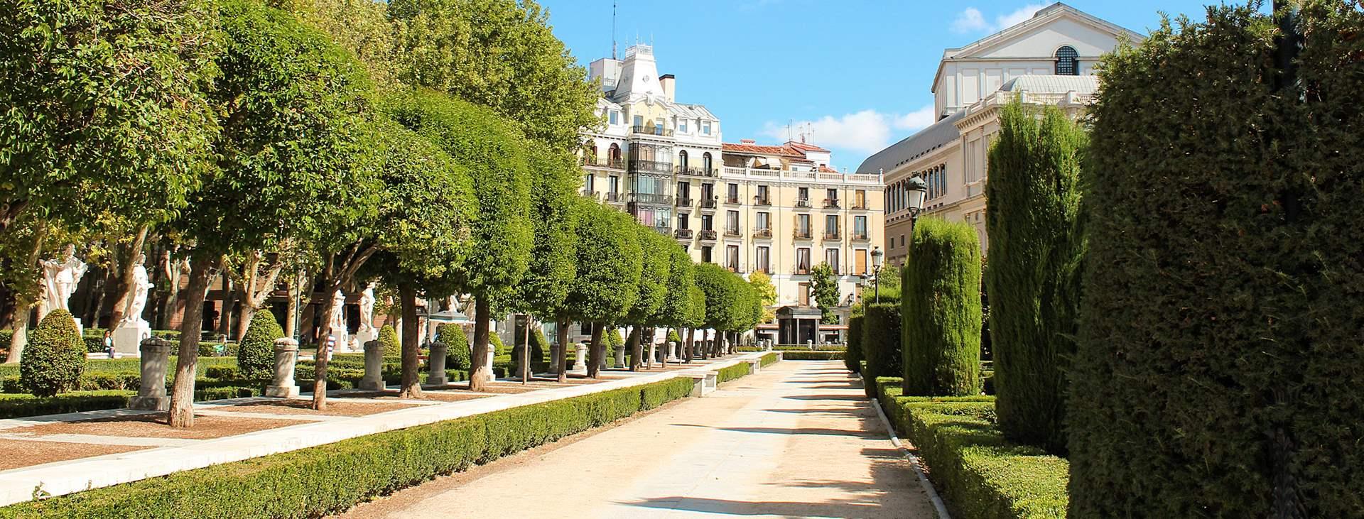 Boka din resa till Madrid i Spanien med Ving