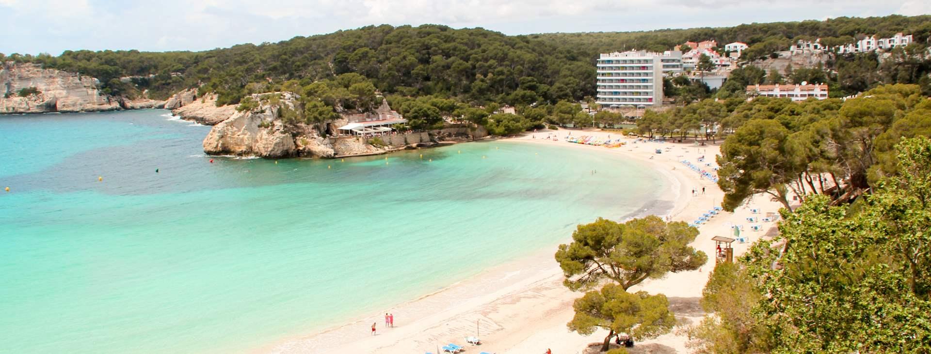 Boka din resa till Cala Galdana på Menorca med Ving