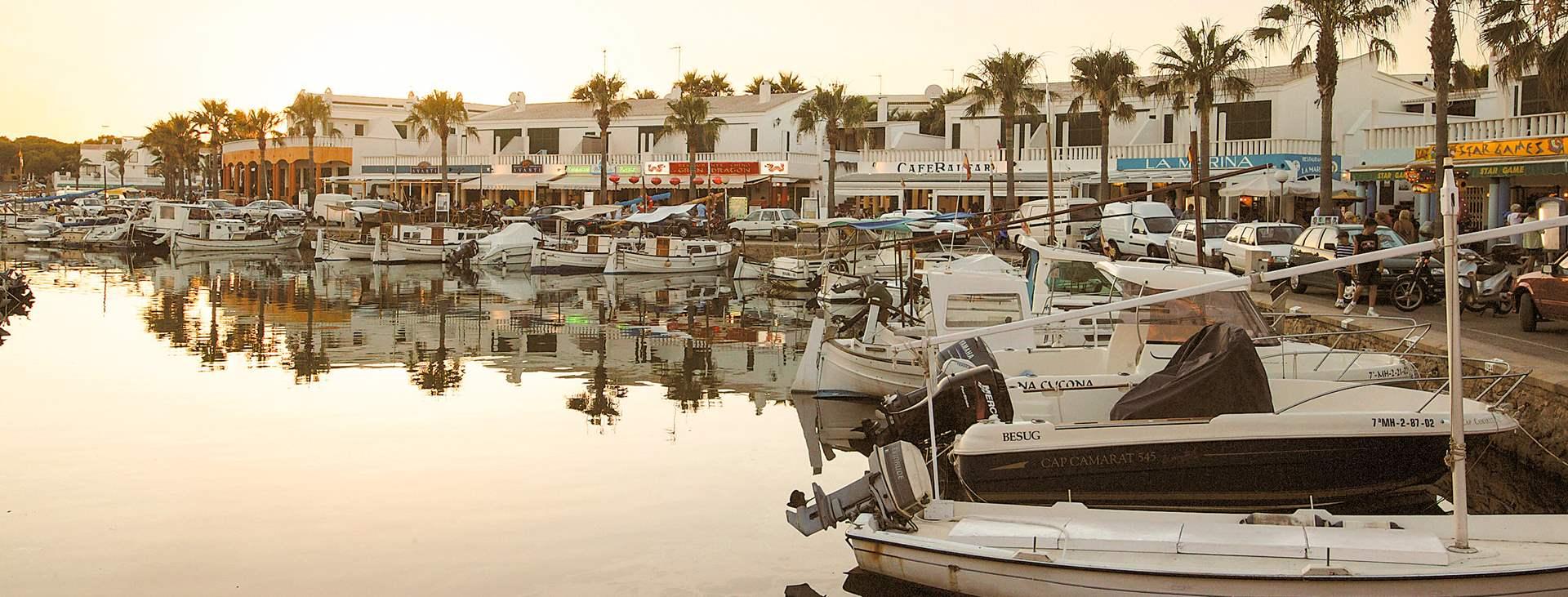 Boka din resa till Cala´n Bosch på Menorca med Ving