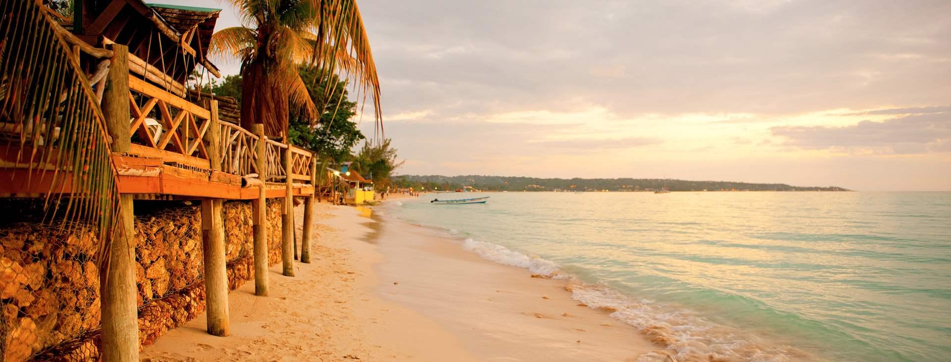 Boka din resa med All Inclusive till Negril på Jamaica