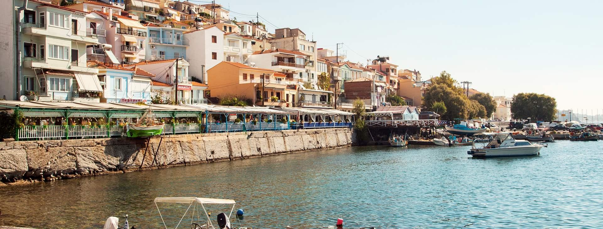 Boka din resa till Plomari på Lesbos med Ving