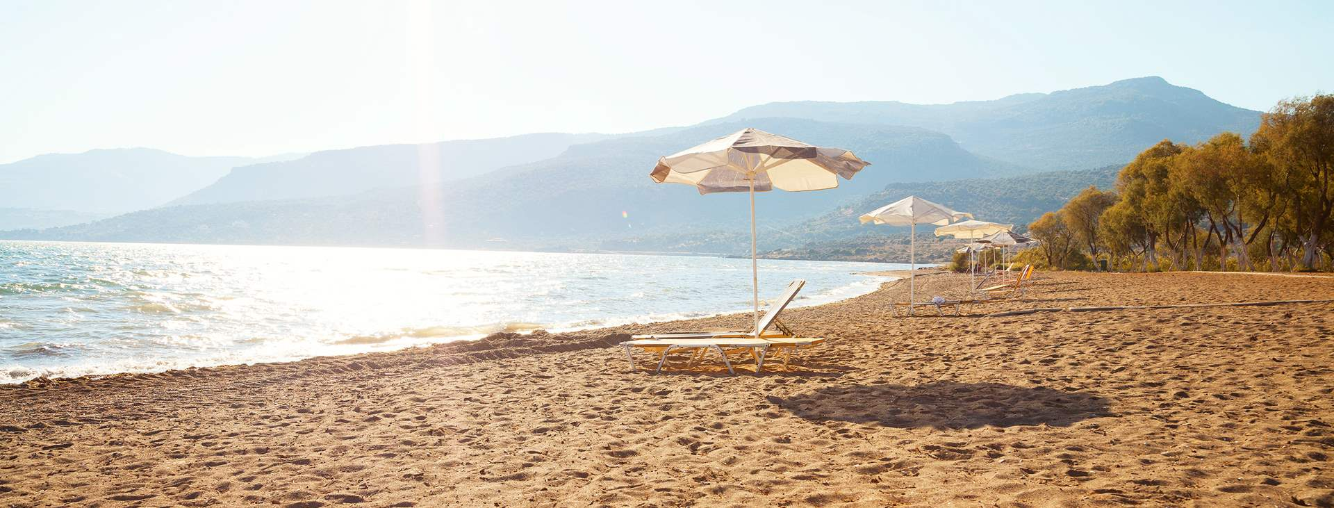 Resor till Skala Kallonis på Lesbos i Grekland