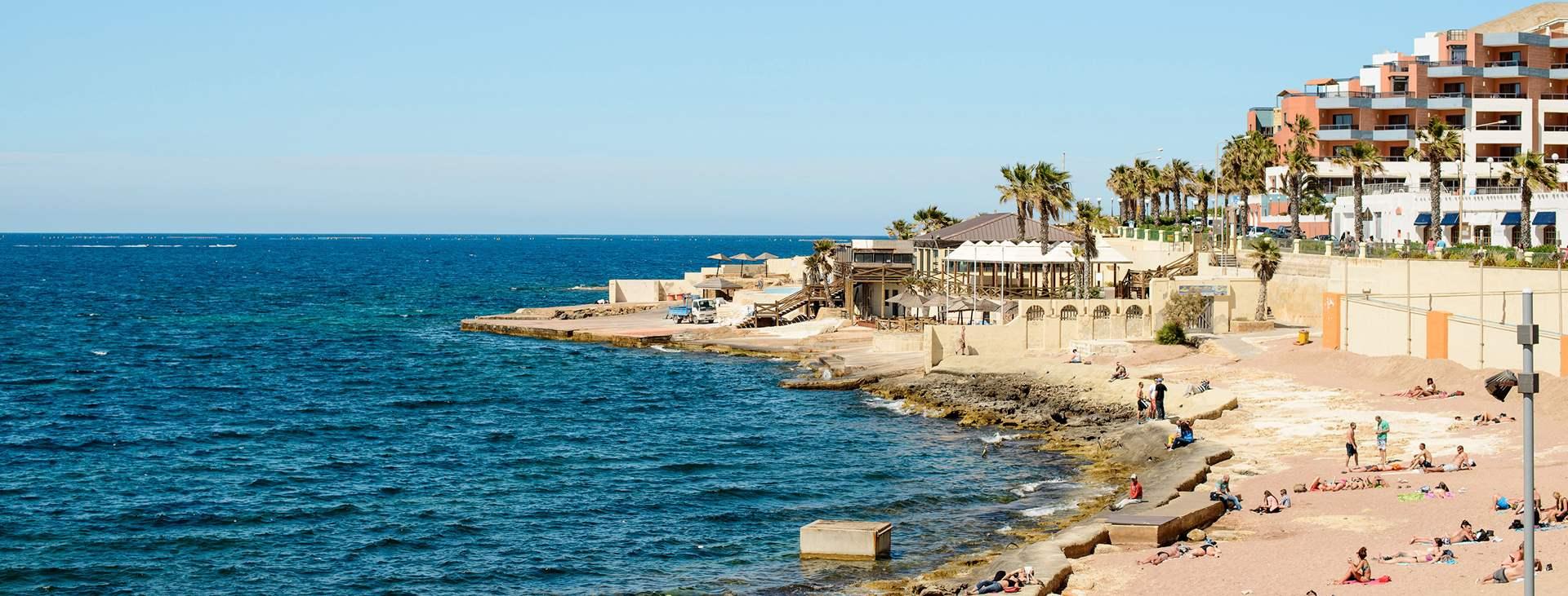 Boka din resa till St Pauls Bay på Malta med Ving