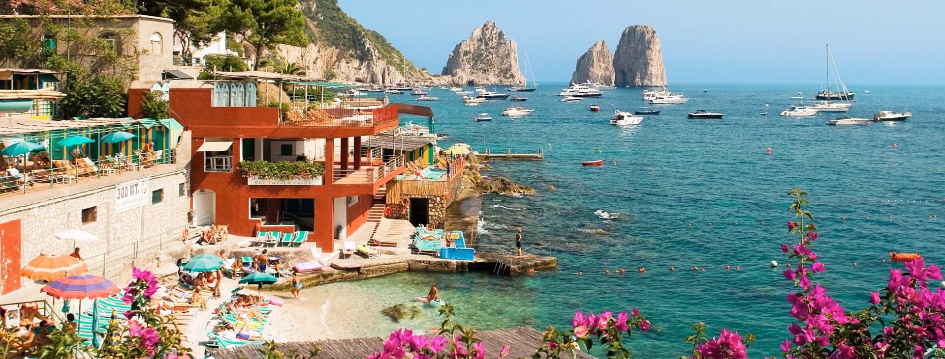 Boka din resa till Capri i Italien med Ving