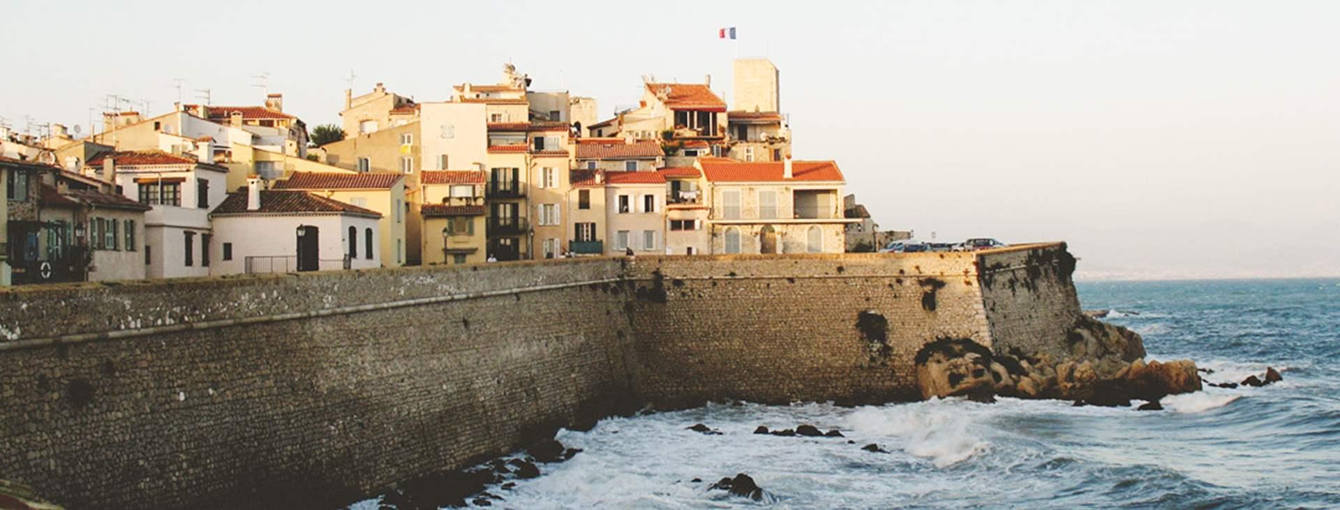 Boka en resa till Antibes/Juan Les Pins i Frankrike