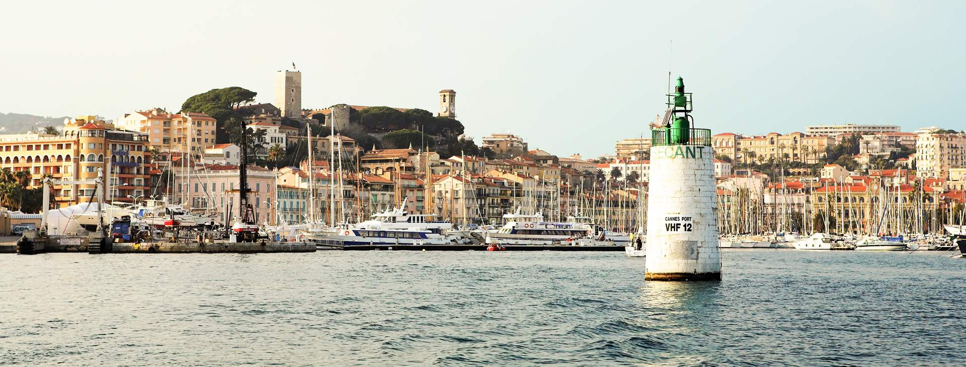 Boka din resa till Cannes i Frankrike