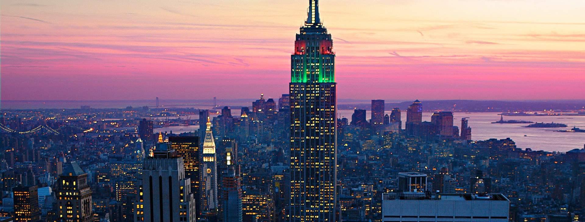 Boka en resa till New York i USA med Ving