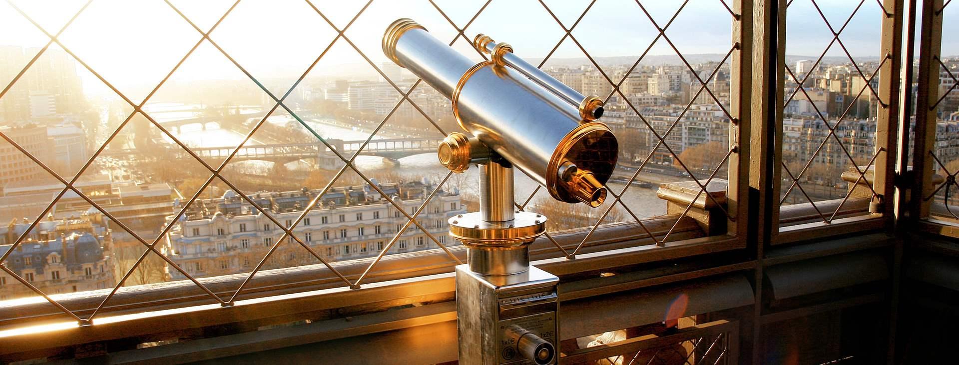 Boka en resa till Paris med Ving
