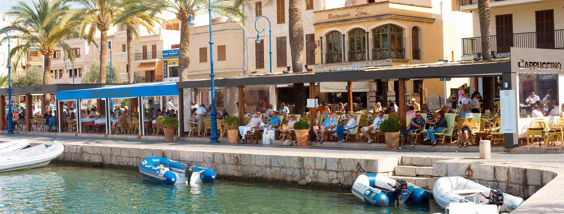 Boka din resa till Port de Andratx på Mallorca med Ving