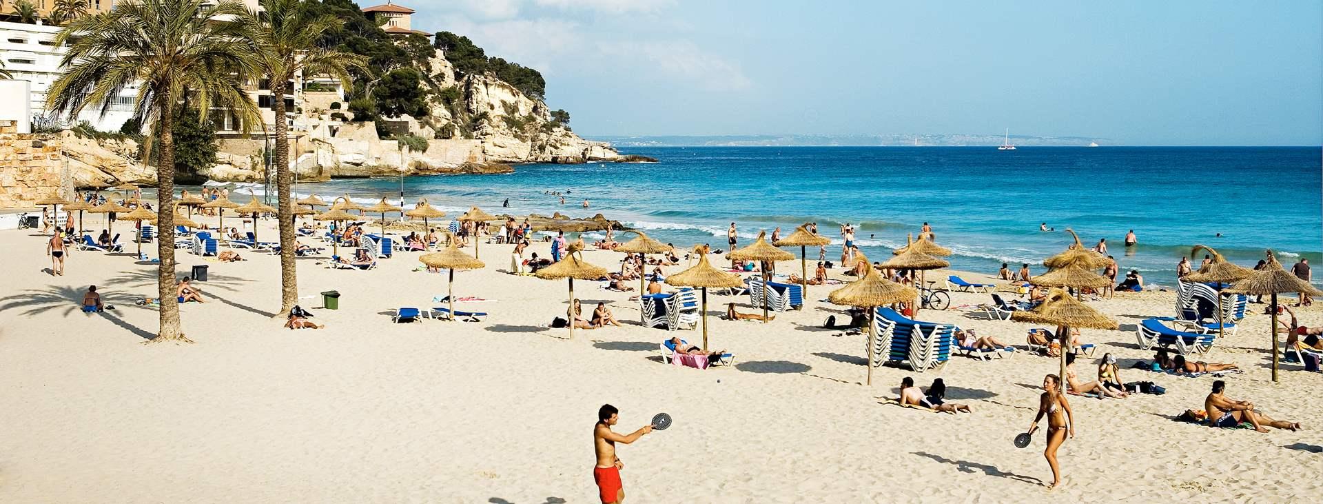 Boka din resa till Cala Mayor på Mallorca med Ving